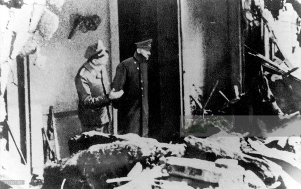 14. Hitler again