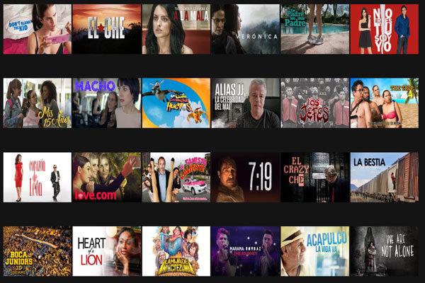 Latin American Cinema Code 1613