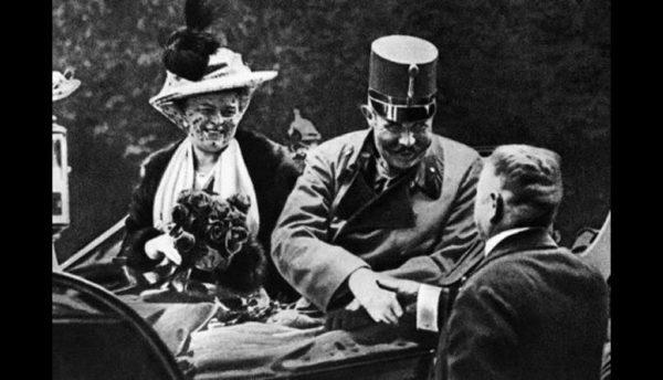 4. Franz Ferdinand, the Archduke