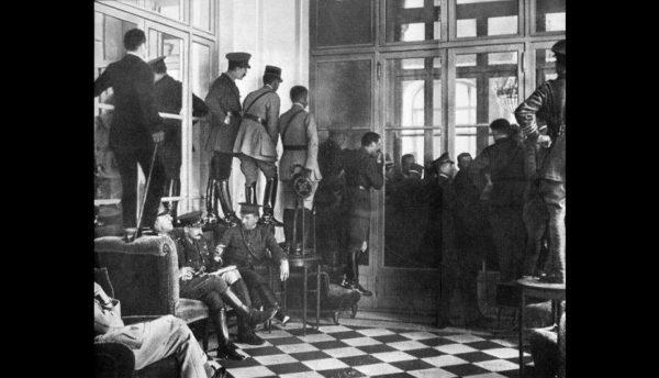 17. Versailles treaty