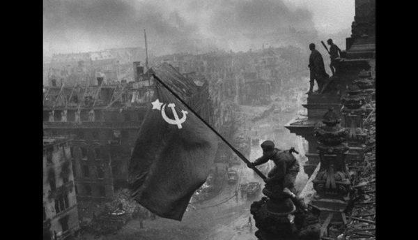 19. Soviet soldiers