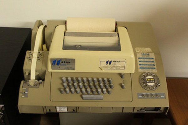 Telegrams and fax