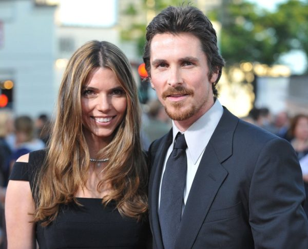 Christian Bale and Sibi Blasic