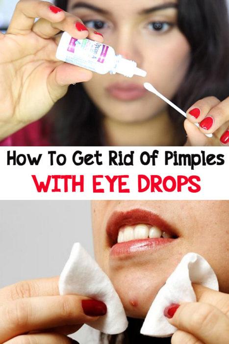 Eye drop saver