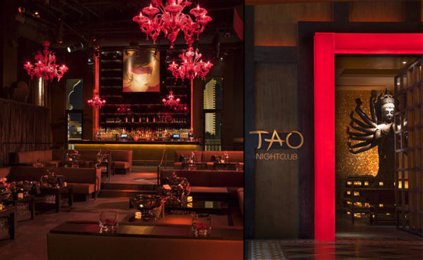 Tao Asian Bistro, Las Vegas