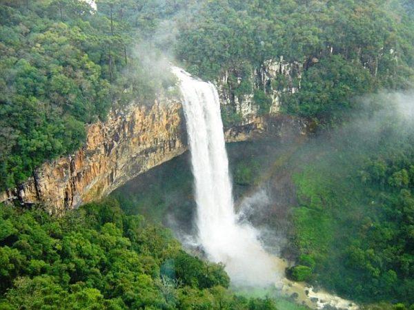 Cascata do Caracol, Rio Grande Do Sul