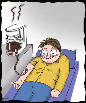 Avoid the addiction to coffee