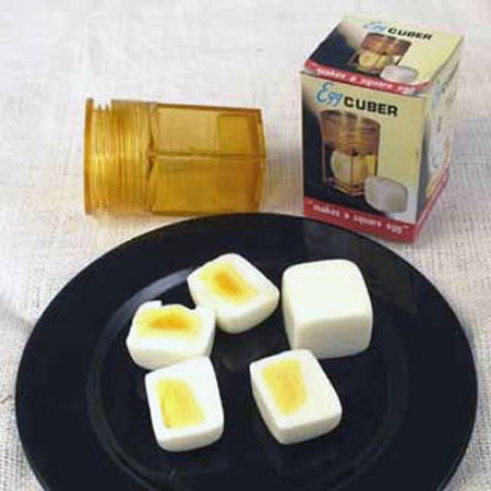 Square egg maker