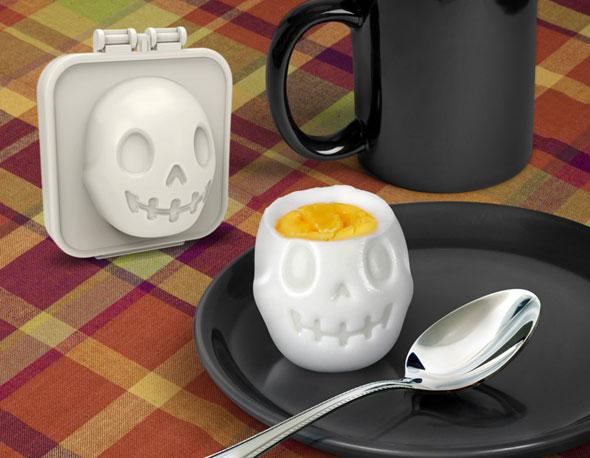 Skull egg