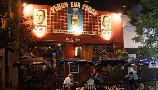Perón Perón Resto Bar