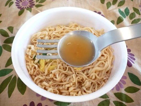 Ramen spoon