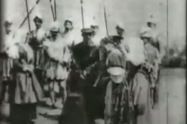 The execution of Mary, Queen of Scotland