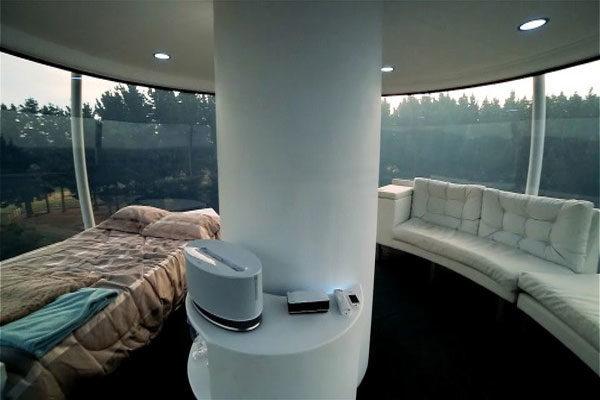360º view