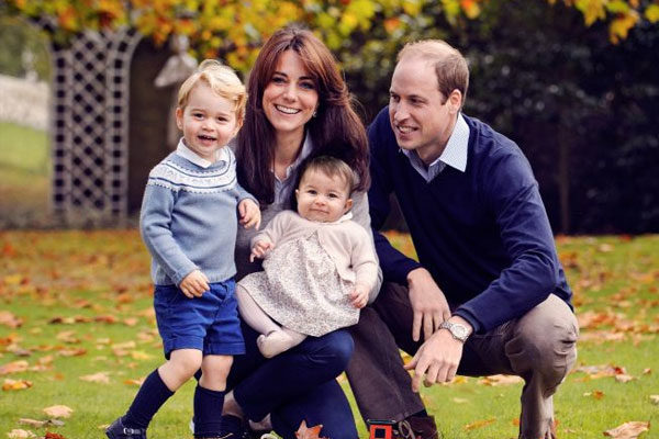 Royalty family