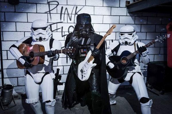 A musical band