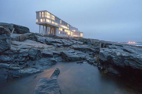 Fogo Island, Canada