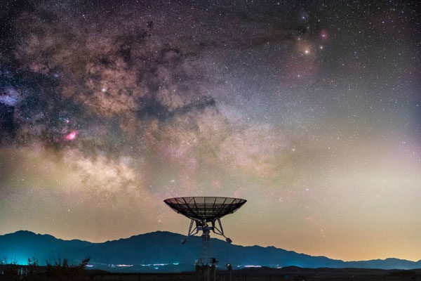 The National Astronomical Observatory of China