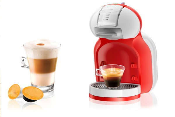An electric coffee maker
