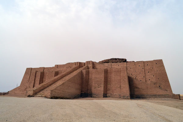 Ziggurat of Ur, Iraq