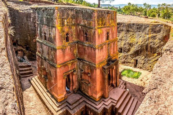 Biet Ghiorgis, Ethiopia
