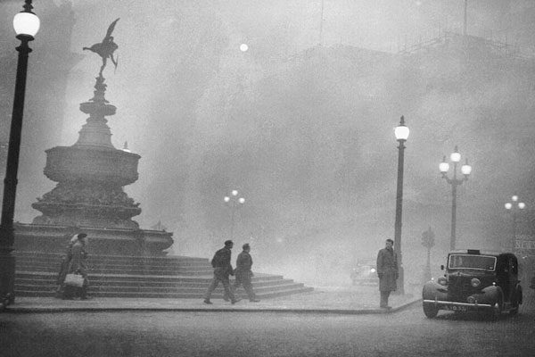The great Smog, 1952