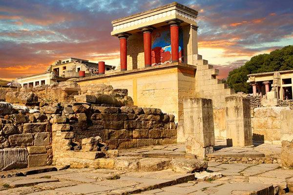Knossos, Grecia
