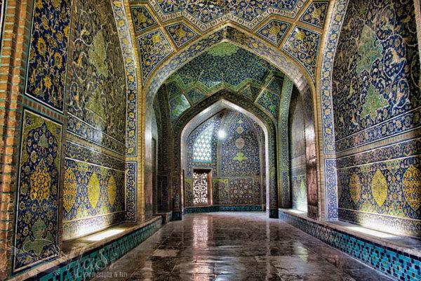 Sheikh Lotfollah Mosque, Iran