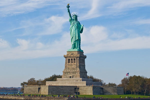 The Statue of Liberty, E.E.U.U.