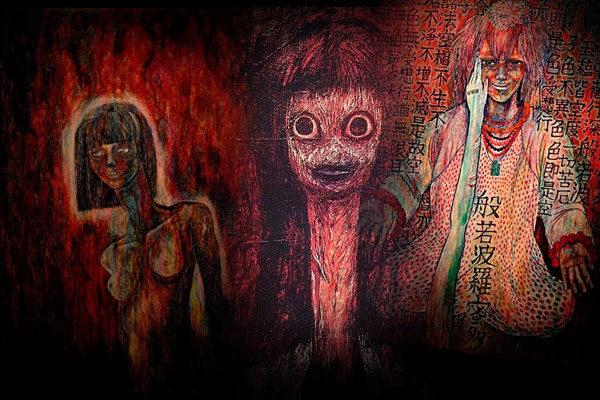 Yuko Tatsushima's art