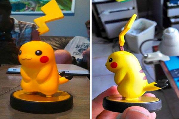 Pikachu's cousin