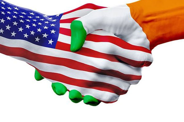 More Irish in the USA than in Ireland