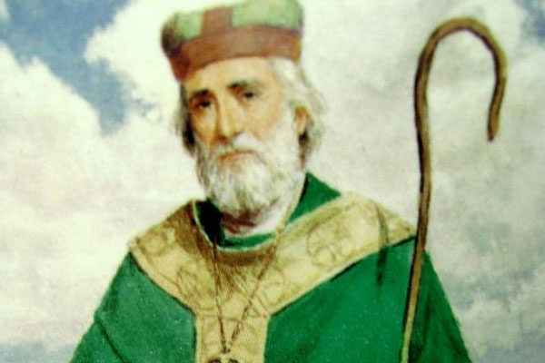 Saint Patrick wasn't Irish