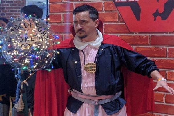 Doctor Strange Things