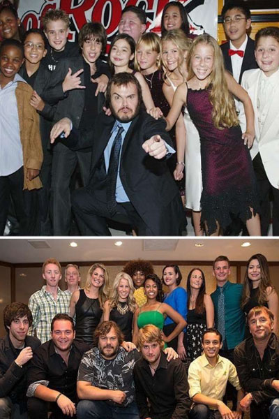 School of Rock. 2003-2013