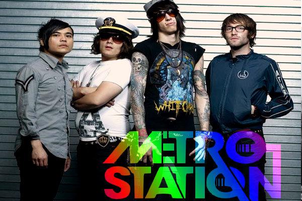 Shake it - Metro Station