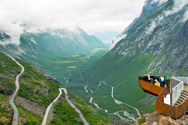 Ride great roads - Norway