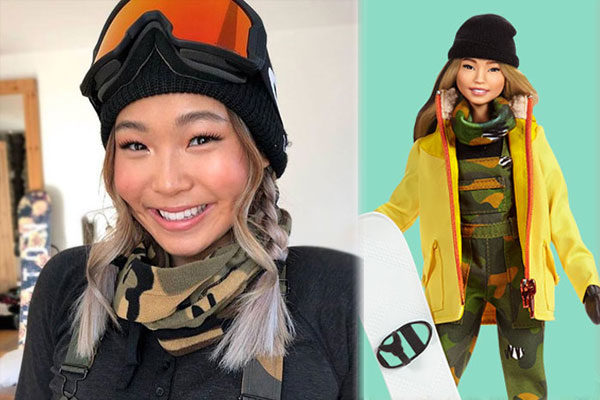 Chloe Kim, snowboarder