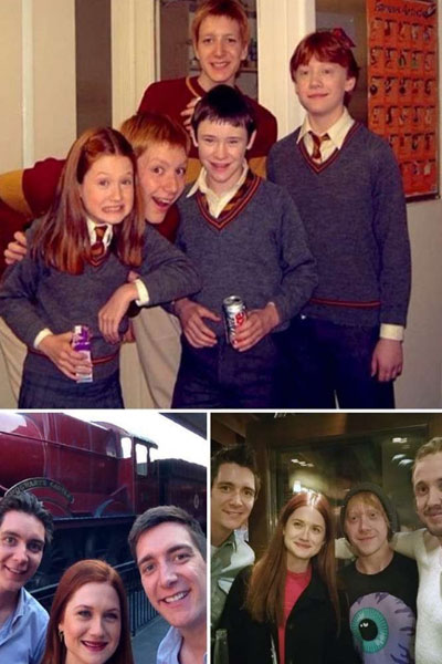 Harry Potter. 2011-2015