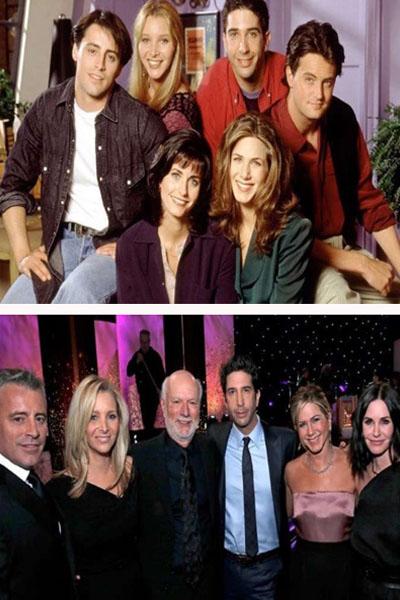 Friends. 1994-2004-2016