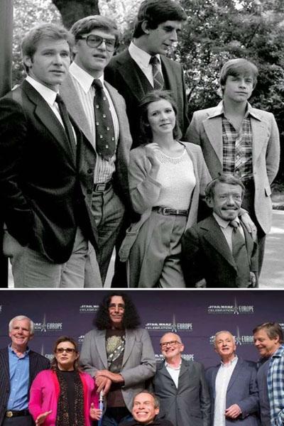 Star Wars: 1980-2013