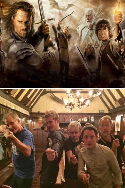 The Lord of the Rings. 2001-2017