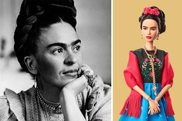 Frida Kahlo, artist