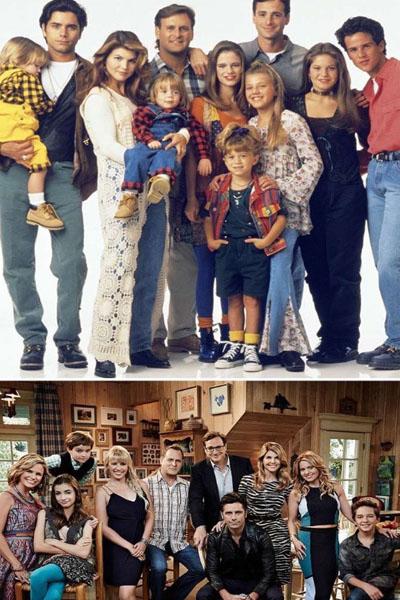 Full House: 1990-2016