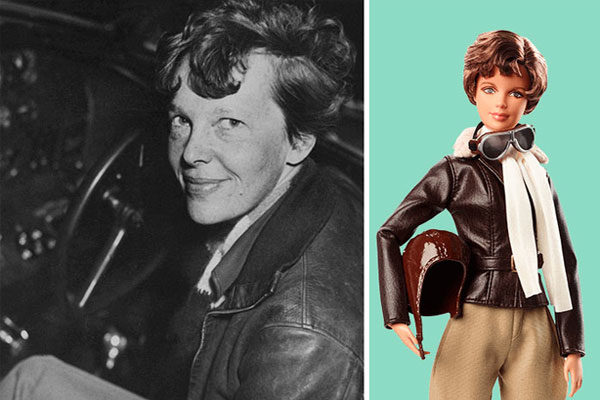 Amelia Earhart, Aviation pioneer