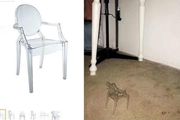 A little chair