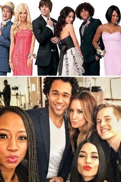 High School Musical. 2006-2016