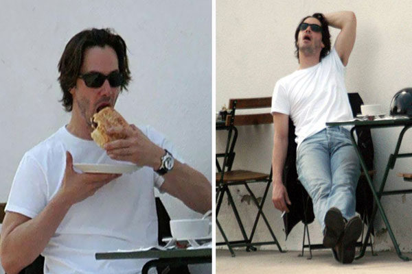 Proof That Keanu Reeves Is The Coolest Actor In Hollywood Mundo En