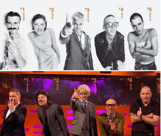 Trainspotting. 1996-2017