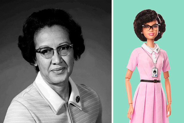 Katherine Johnson, Physicist, mathematician