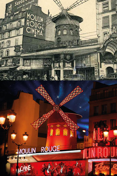 Moulin Rouge, France